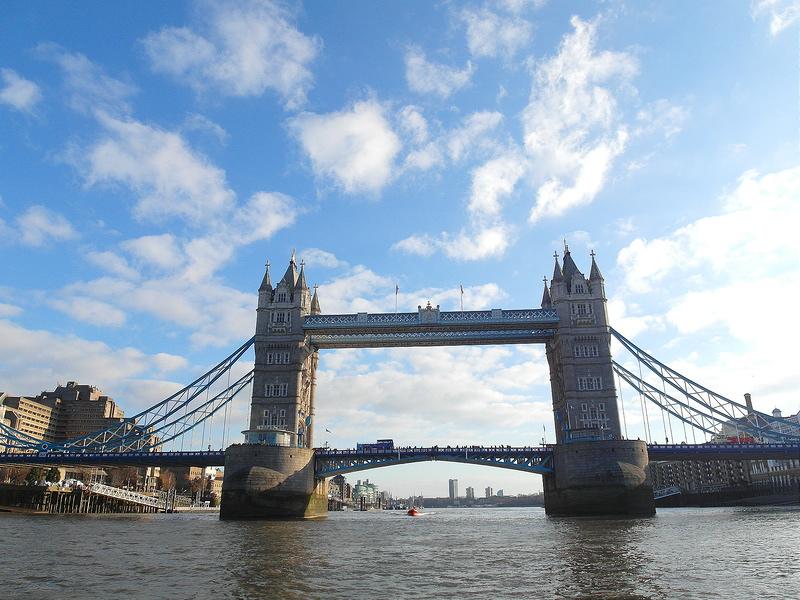 17度C用中文遊london搭渡輪遊泰晤士河-塔橋-TOWERBRIDGE (102)