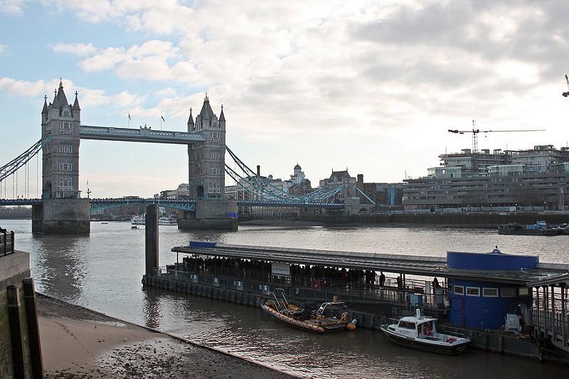 17度C用中文遊london搭渡輪遊泰晤士河-塔橋-TOWERBRIDGE (104)
