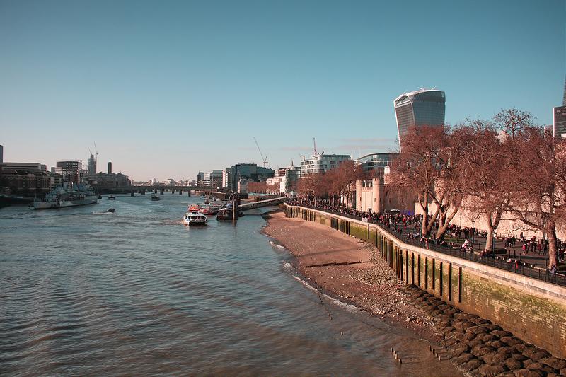 17度C用中文遊london搭渡輪遊泰晤士河-塔橋-TOWERBRIDGE (110)