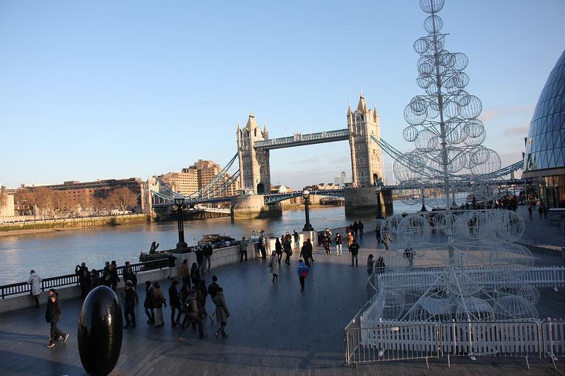 17度C用中文遊london搭渡輪遊泰晤士河-塔橋-TOWERBRIDGE (137)