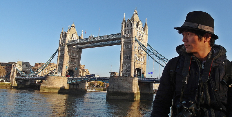 17度C用中文遊london搭渡輪遊泰晤士河-塔橋-TOWERBRIDGE (146)