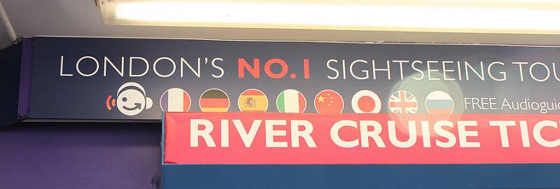 17度C用中文遊london搭渡輪遊泰晤士河-Citycruises攻略 (11)