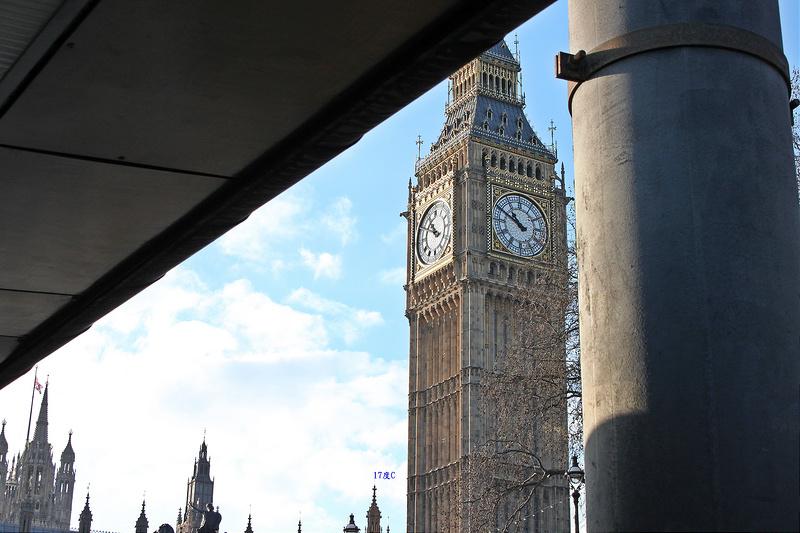 17度C用中文遊london搭渡輪遊泰晤士河-Citycruises攻略 (14)