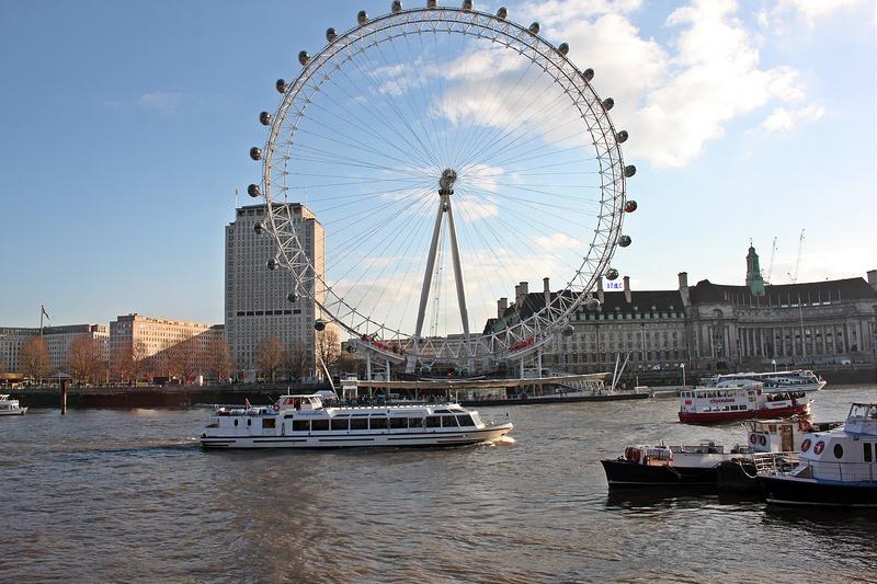17度C用中文遊london搭渡輪遊泰晤士河-Citycruises攻略 (7)