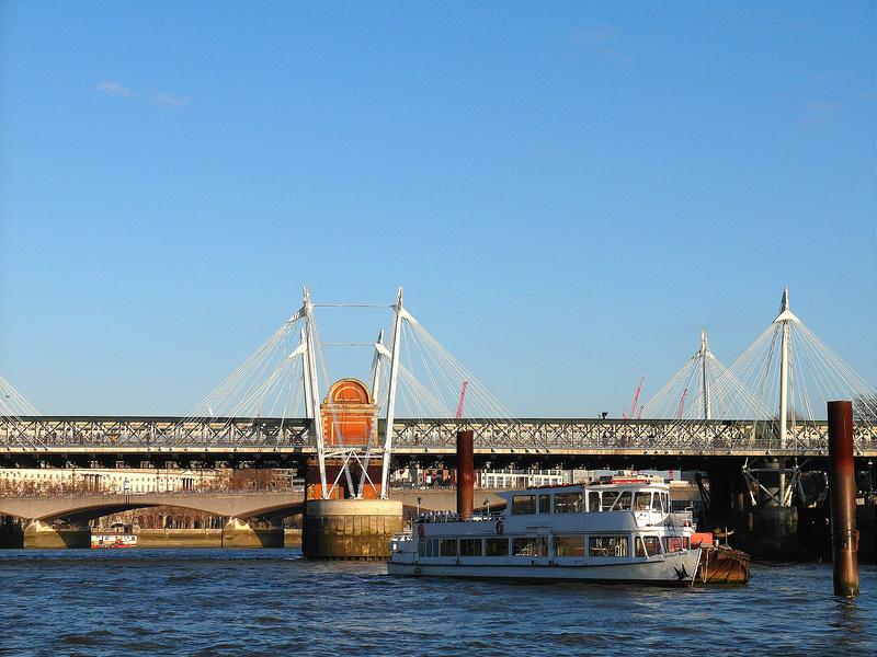 17度C用中文遊london搭渡輪遊泰晤士河-Citycruises攻略 (90)