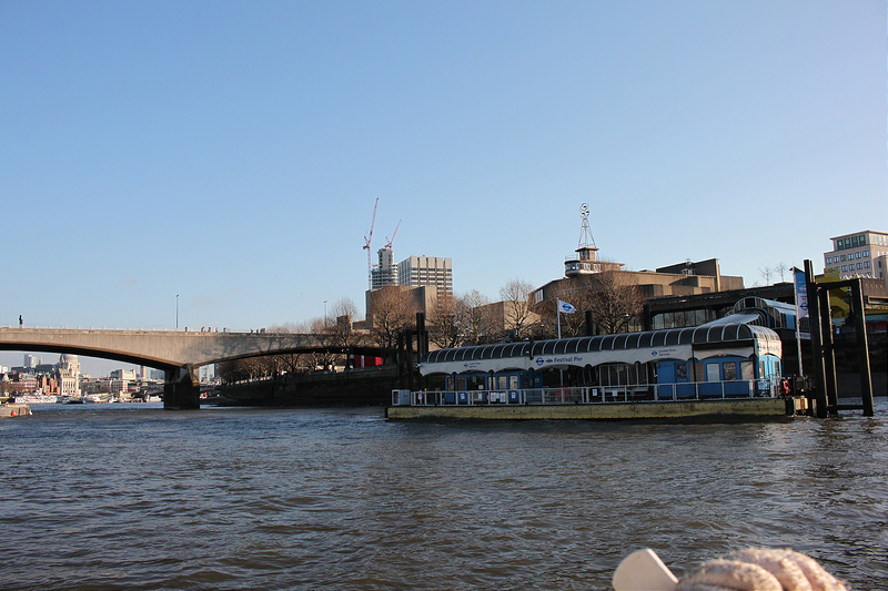 17度C用中文遊london搭渡輪遊泰晤士河-Citycruises攻略 (49)