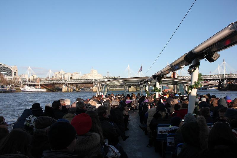 17度C用中文遊london搭渡輪遊泰晤士河-Citycruises攻略 (39)
