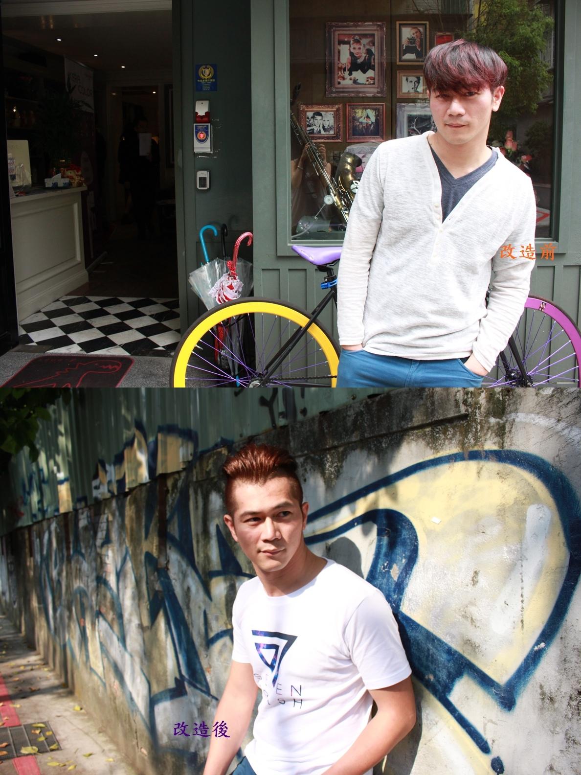 BONBONHAIRX中美嬌兒法國品牌EP染膏2015春下發表 (1)