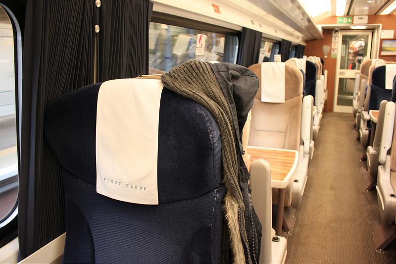 17度C-不會英文搭火車遊英國-EASTCOAST-  (7)