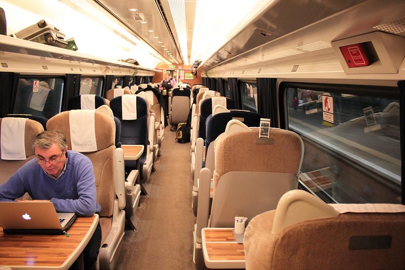 17度C-不會英文搭火車遊英國-EASTCOAST-  (8)