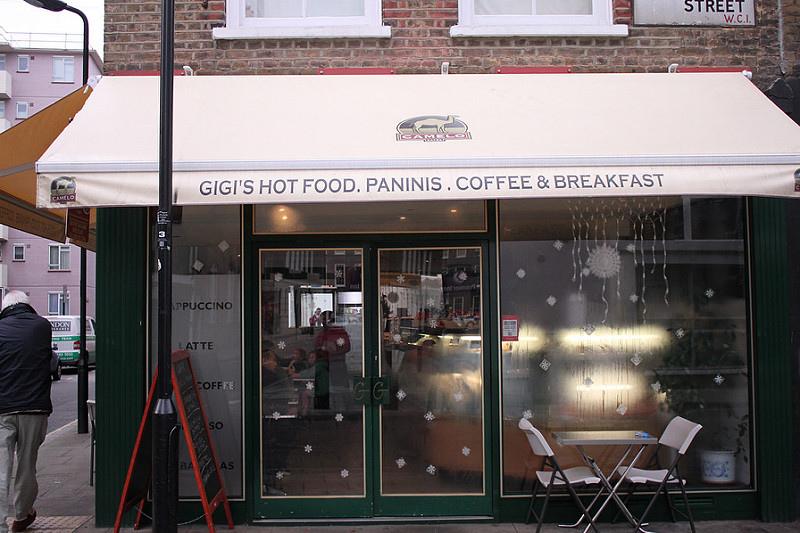17度C遊倫敦-推薦國王十字周邊美食。-Gigi's Espresso Bar (15)