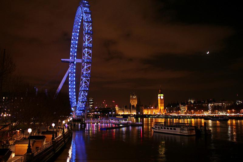 London eye-倫敦眼-大笨鐘-17度C英國隨拍 (8)