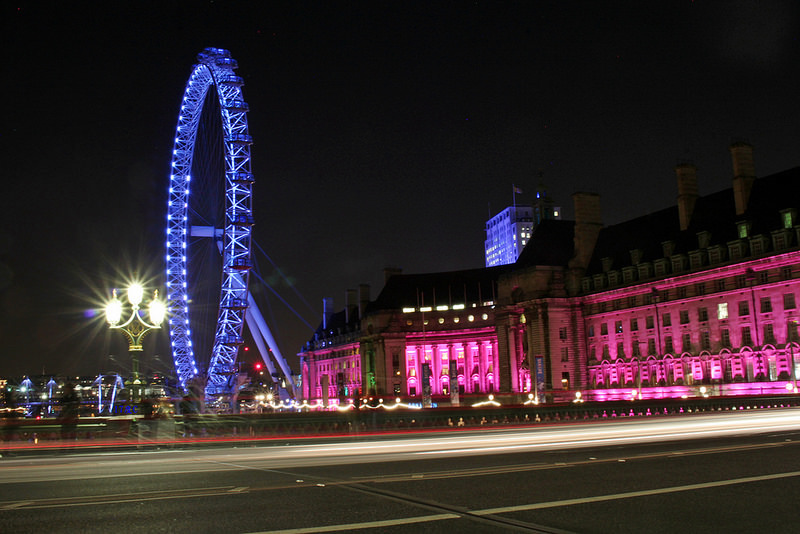 London eye-倫敦眼-大笨鐘-17度C英國隨拍 (23)