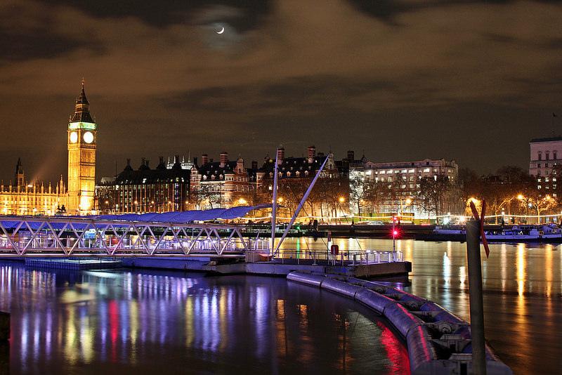 London eye-倫敦眼-大笨鐘-17度C英國隨拍 (16)