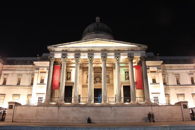 17度C遊倫敦-國家藝術博物館 (4)