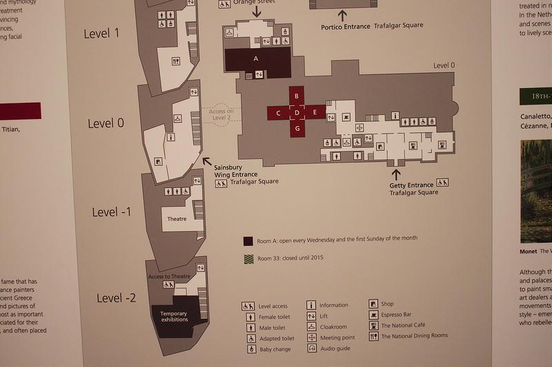 17度C遊倫敦-國家藝術博物館 (30)