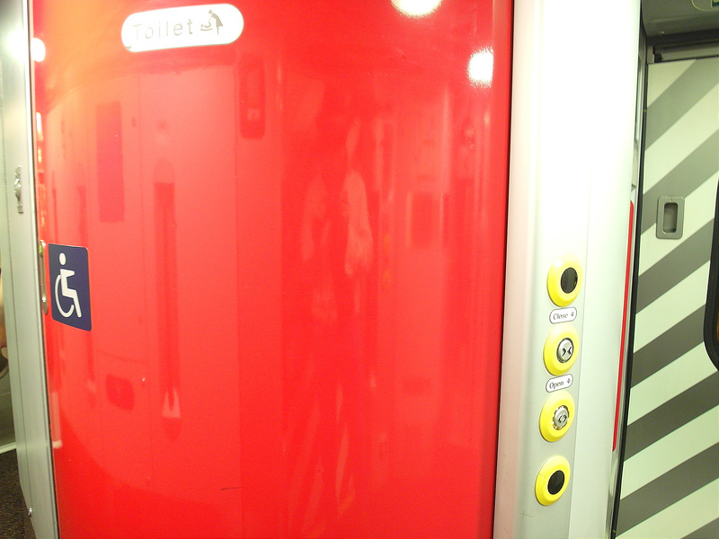 倫敦往曼徹斯特火車 (5)