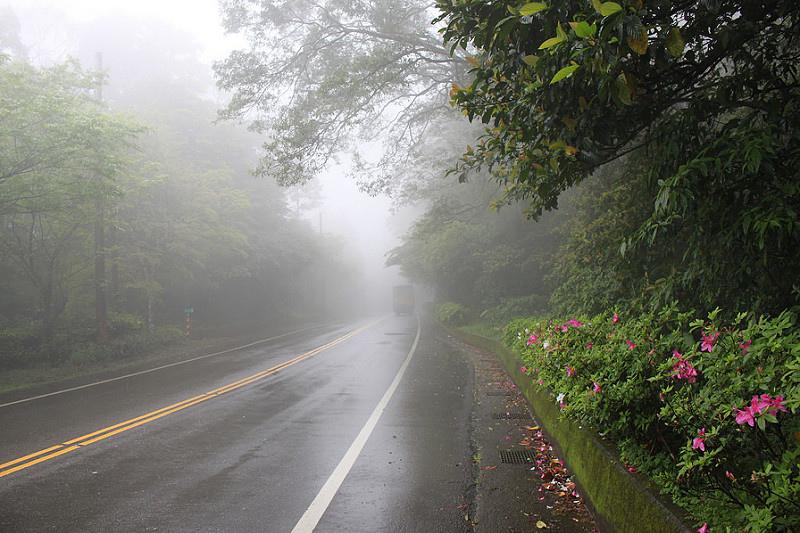 台北宜蘭-雲海公路。台灣美麗公路-17度C隨拍 (6)