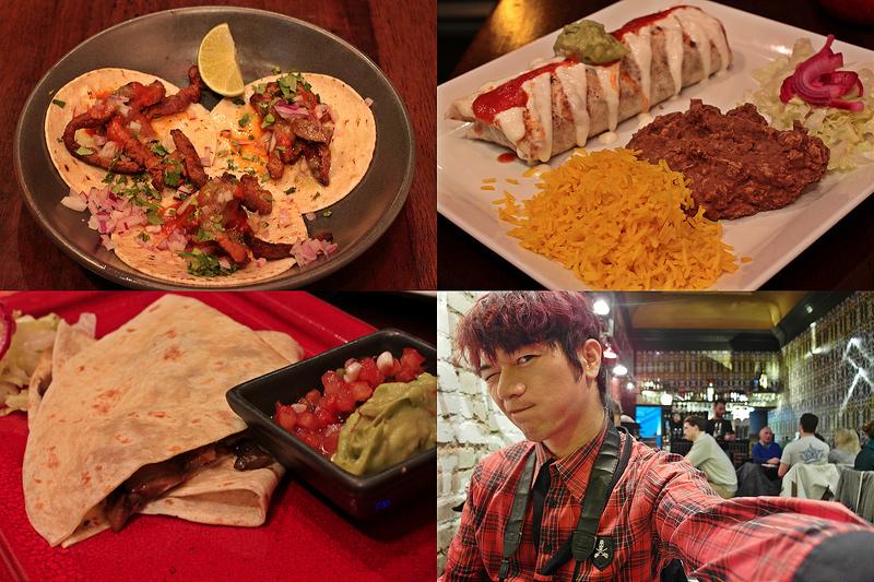 17度C愛丁堡墨西哥餐廳-1
