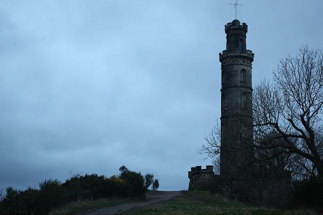 卡爾頓山Calton Hill-17度C愛丁堡旅行 (17)