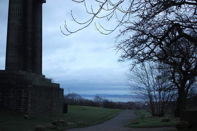 卡爾頓山Calton Hill-17度C愛丁堡旅行 (15)