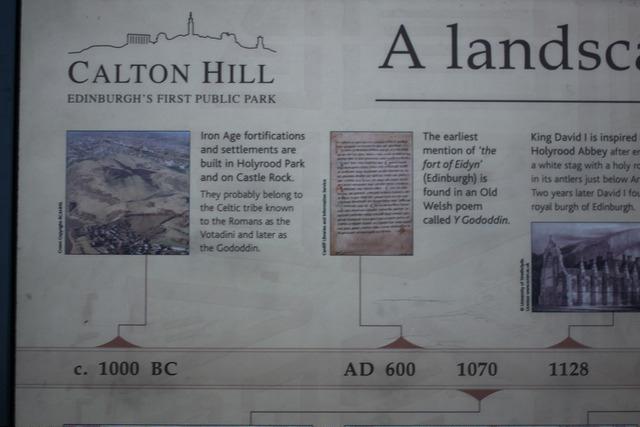 卡爾頓山Calton Hill-17度C愛丁堡旅行 (19)
