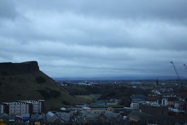 卡爾頓山Calton Hill-17度C愛丁堡旅行 (16)