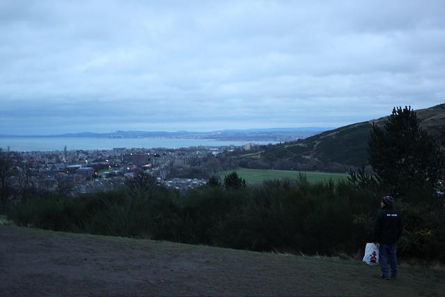 卡爾頓山Calton Hill-17度C愛丁堡旅行 (18)