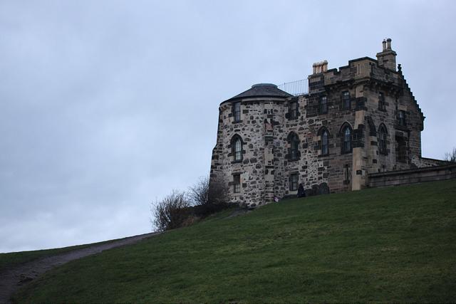 卡爾頓山Calton Hill-17度C愛丁堡旅行 (7)
