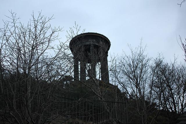 卡爾頓山Calton Hill-17度C愛丁堡旅行 (4)