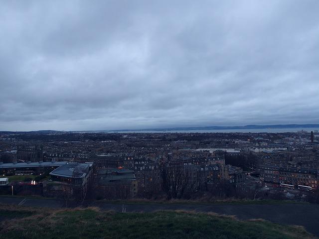 卡爾頓山Calton Hill-17度C愛丁堡旅行 (41)