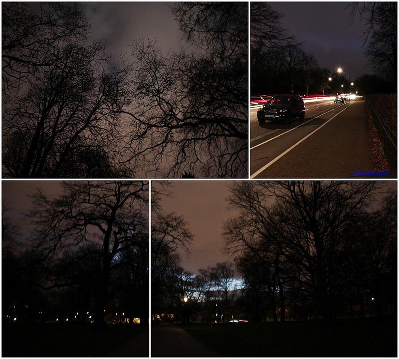 倫敦-冬季海德公園-17度C火車遊英國- (1)