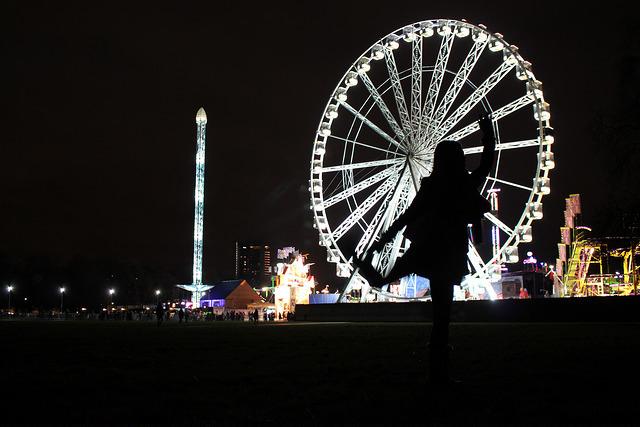 倫敦-冬季海德公園-17度C火車遊英國 (10)