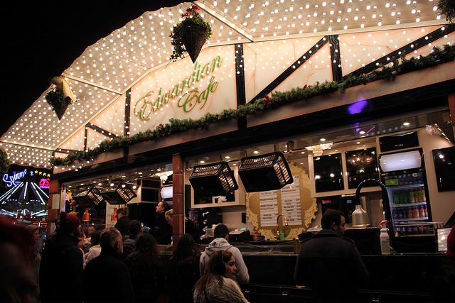 倫敦-冬季海德公園-17度C火車遊英國 (37)