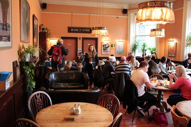 愛丁堡17度C象屋喝咖啡 (7)
