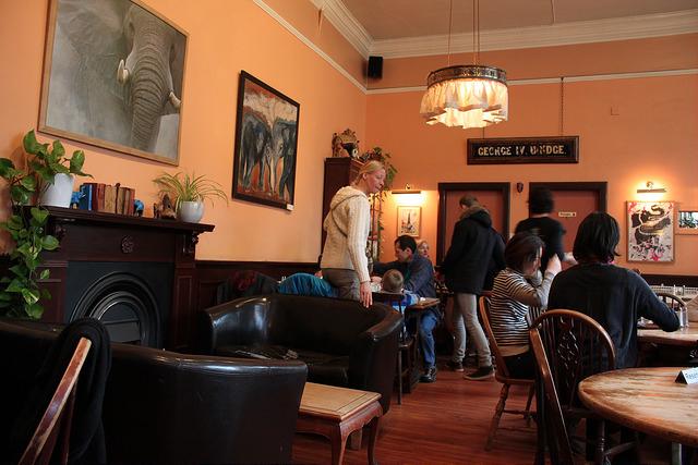 愛丁堡17度C象屋喝咖啡 (33)