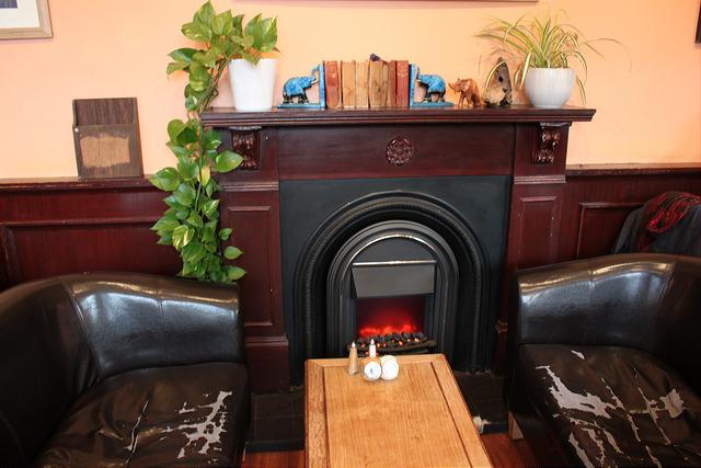 愛丁堡17度C象屋喝咖啡 (30)