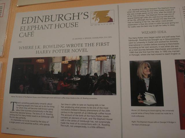 愛丁堡17度C象屋喝咖啡 (41)