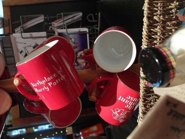 愛丁堡17度C象屋喝咖啡 (45)