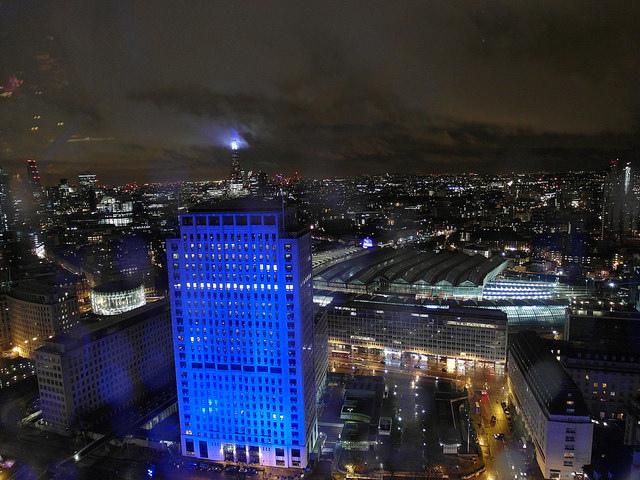 London eye-倫敦眼-大笨鐘-17度C英國隨拍 (87)