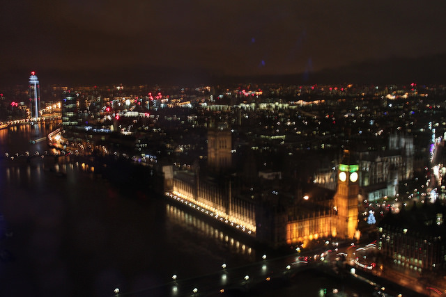 London eye-倫敦眼-大笨鐘-17度C英國隨拍 (57)