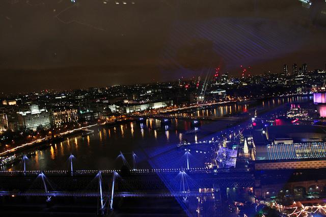 London eye-倫敦眼-大笨鐘-17度C英國隨拍 (50)