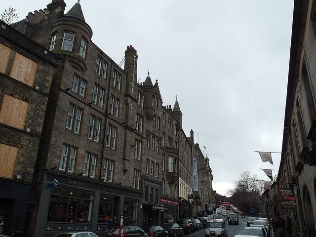 英國。愛丁堡。青年旅館。17度C (31)