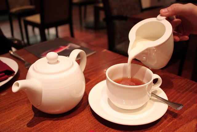 倫敦自助旅行。17度C英式下午茶 (13)