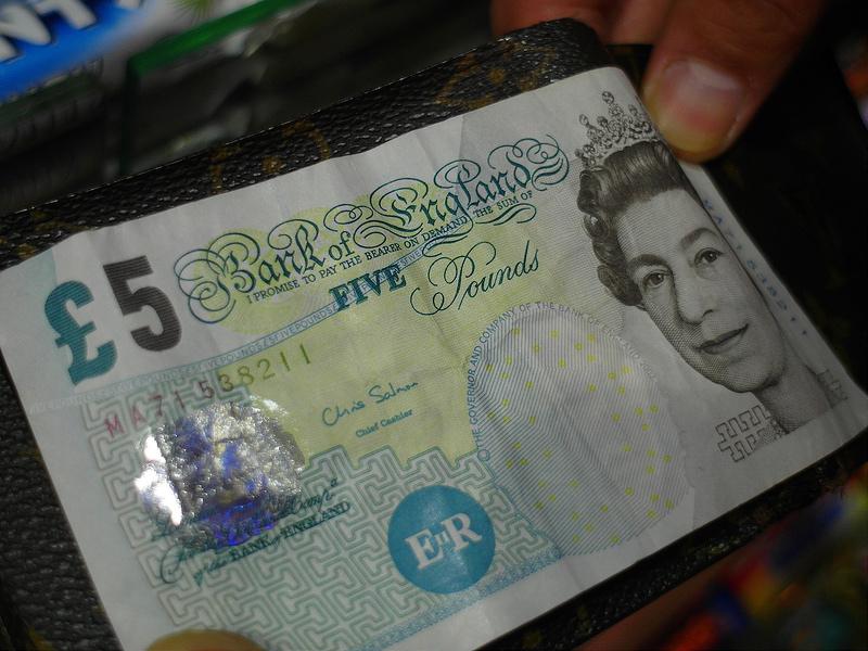 倫敦生活須知-貨幣分別