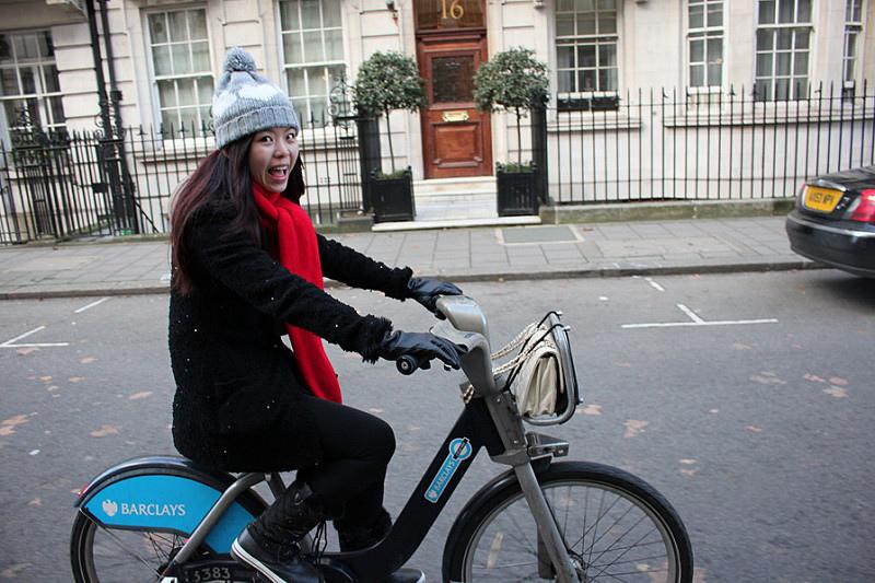 。倫敦。巴克萊單車~省錢攻略