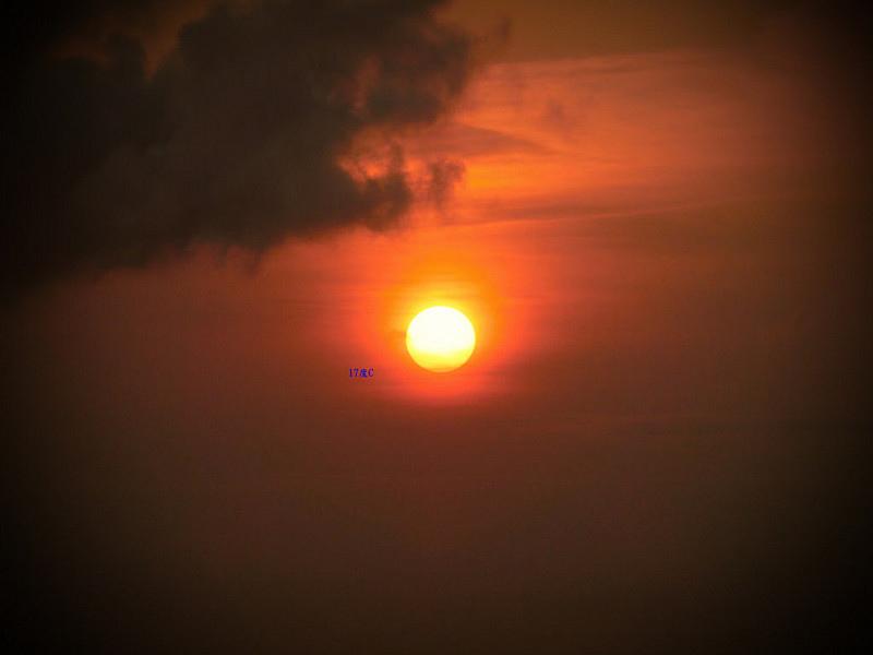 旅行。蘭嶼。夕陽隨拍