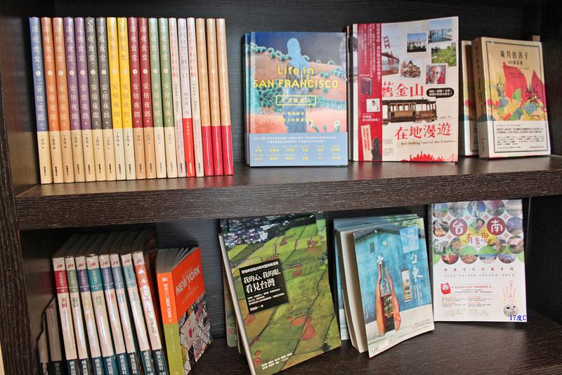 內湖圖書館咖啡 Moooon River Cafe & Books (4)