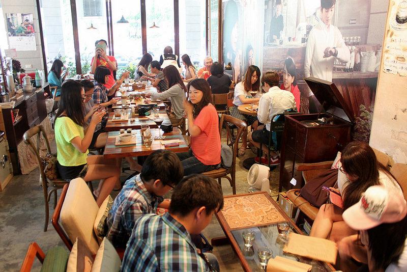 等一個人咖啡。台北文山。travel-17度C旅遊 (12)