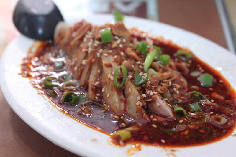 17度C推薦台北美食-天府麵莊 (8)